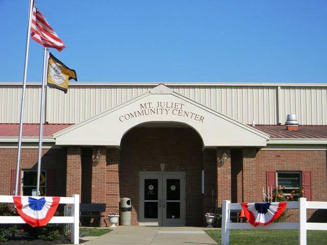 Mount Juliet Community Center