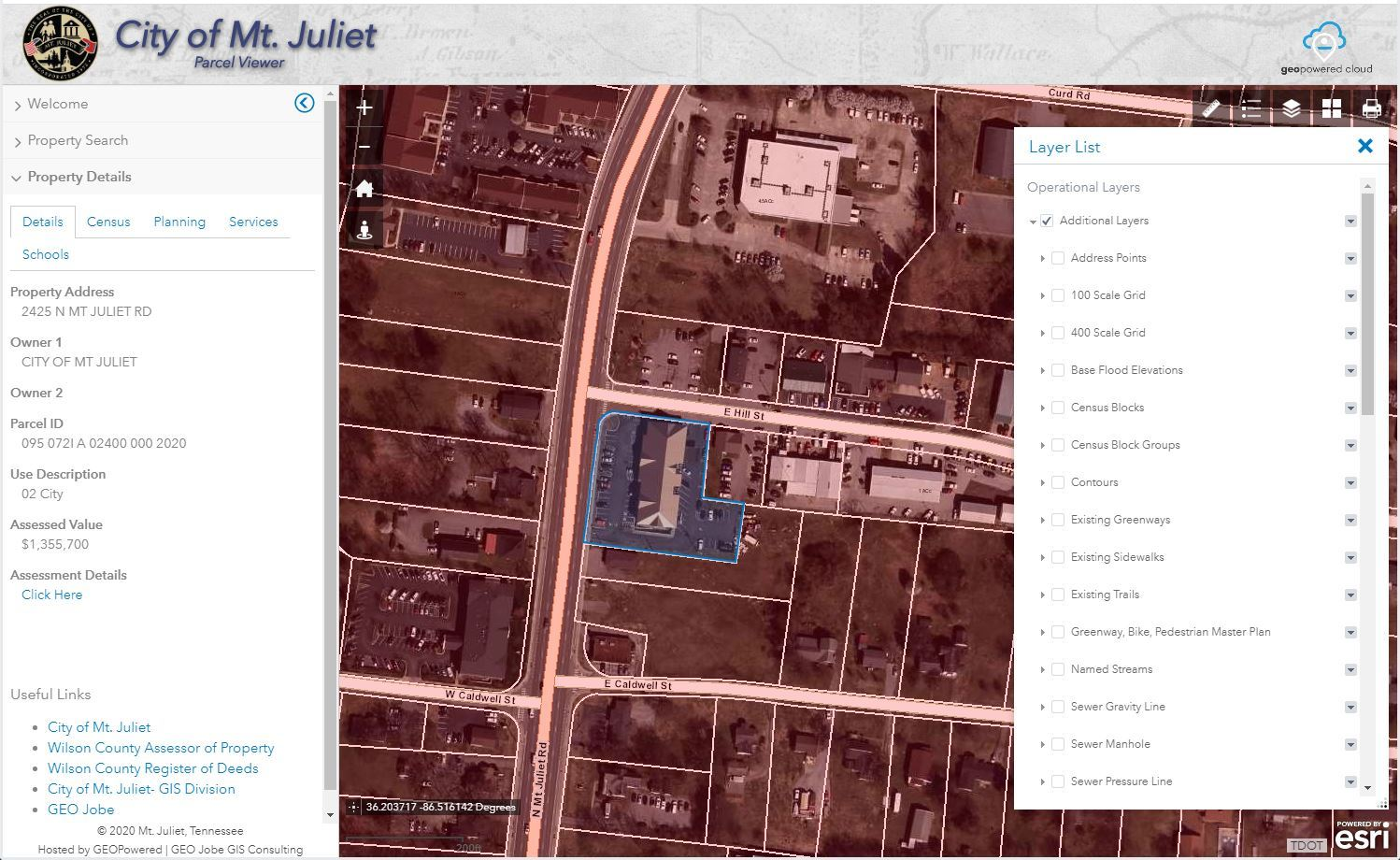 Mt_Juliet_Parcel_Viewer